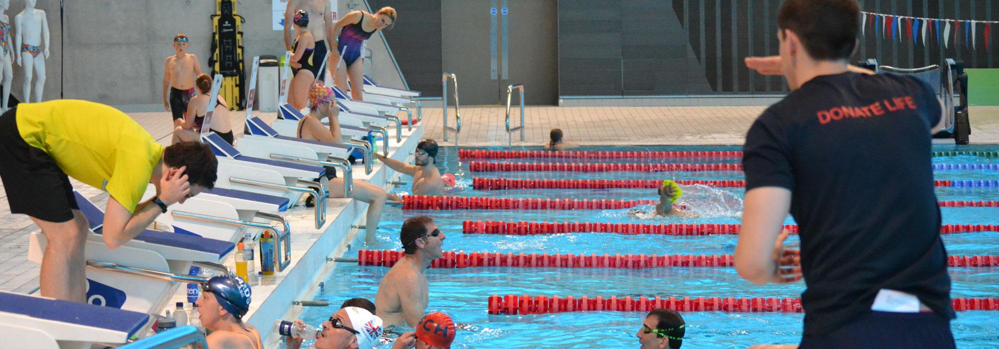 Transplant Sport Swimming Day