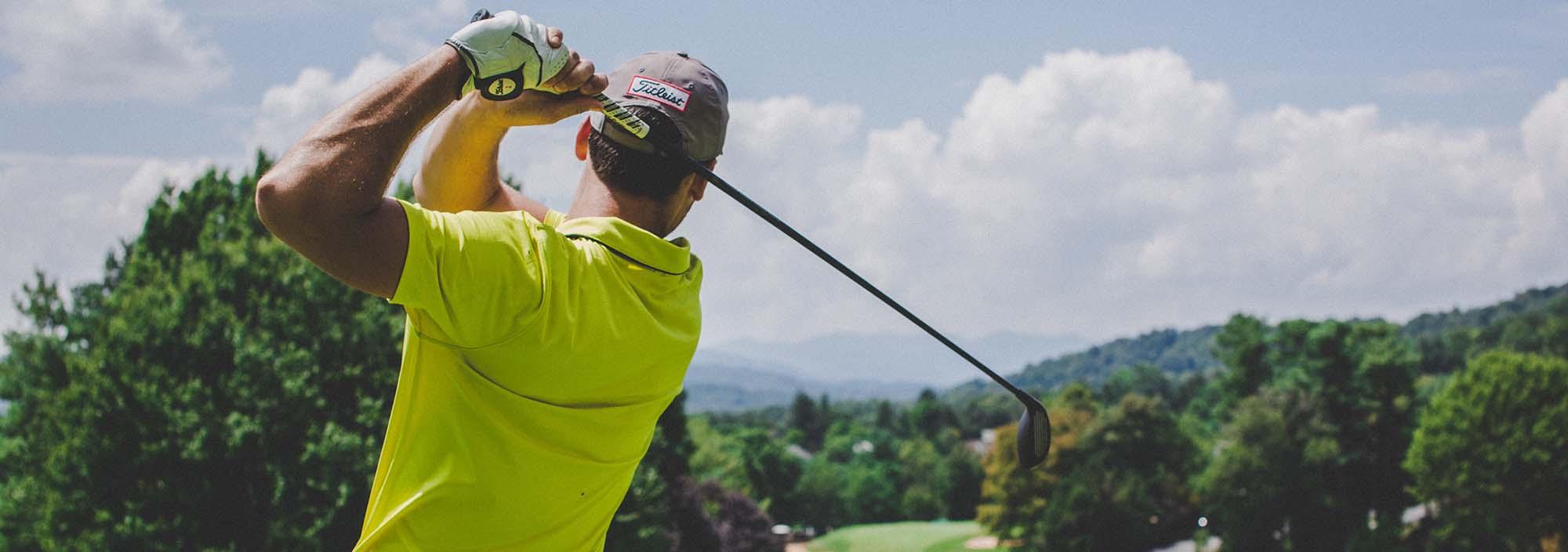 Transplant Sport Golf Event