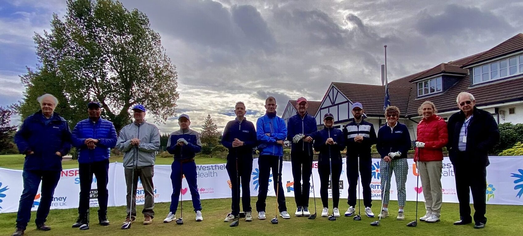 Transplant Sport Golf Event 2021